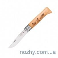 "Нож Opinel №8 ""Форель"""