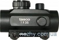Прицел коллиматорный Tasco 1х35 с креплением широким на планку Weaver