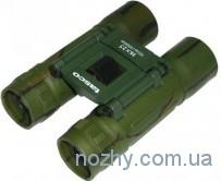 Бинокль Tasco 16х25 зеленый
