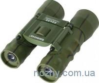 Бинокль Tasco 22х32 зеленый.