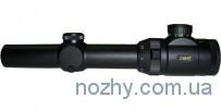 Прицел ZOS 1-4×24 Е трубка 30мм, подсветка точки