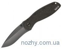 Нож 1670BLK Kershaw Black Blur
