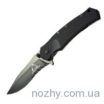 Нож Fox COMBATIVE EDGE M1, half serr
