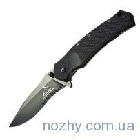 Нож Fox COMBATIVE EDGE M1, half serr