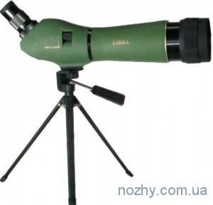 фото Подзорная труба Libra 20-60х70 зеленая цена интернет магазин