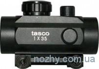 Прицел коллиматорный Tasco 1х35 с креплением узким на ласточкин хвост