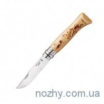 """Нож Opinel №8 """"Утка и вальдшнеп"""""""