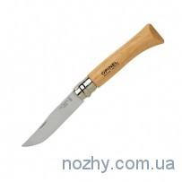 Нож Opinel №10 Inox