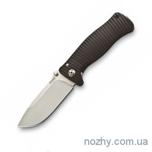фото Нож Lionsteel SR1 Aluminium black цена интернет магазин
