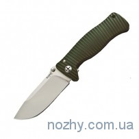 Нож Lionsteel SR1 Aluminium green