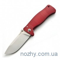 Нож Lionsteel SR1 Aluminium red