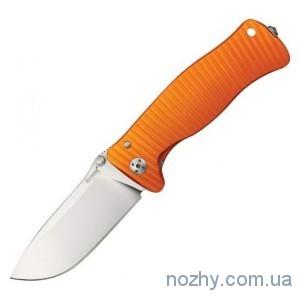 фото Нож Lionsteel SR2 Mini Aluminium orange цена интернет магазин