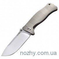 Нож Lionsteel SR2 Mini Titanium grey