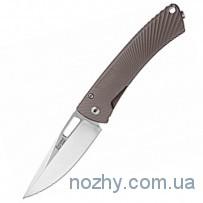 Нож Lionsteel TiSpine bronze matt