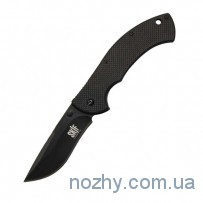 Нож SKIF 565BL liner lock folder 440С,G-10 ц:черный