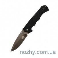 Нож SKIF 566L liner lock folder 440С,G-10
