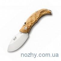Нож Lionsteel Skinner olive