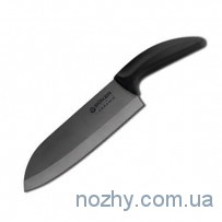 Нож Boker Ceramic Santoku Black