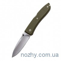 Нож Lionsteel Big Opera G10 green