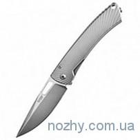 Нож Lionsteel TiSpine grey matt