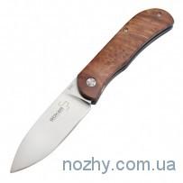 Нож Boker Plus Exskelibur 2 Maple burl