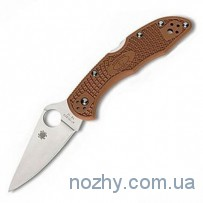 Нож Spyderco Delica4 Flat Ground