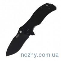 Нож ZT 0350 Matte Black Folder