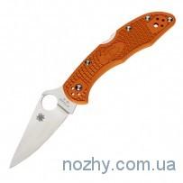 Нож Spyderco Delica4 Flat Ground