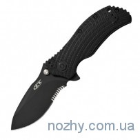 Нож ZT 0300ST All Black Folder