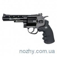 Револьвер пневматический ASG Dan Wesson 4'' Black
