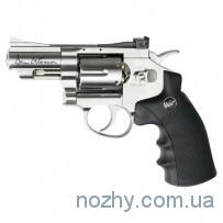 Револьвер пневматический ASG Dan Wesson 2,5'' Silver