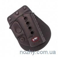 Правосторонняя кобура Fobus Paddle Holster для Glock 17/19, Форт-17