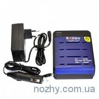 Зарядное устройство Soshine для LiPo 18650/RCR123/14500