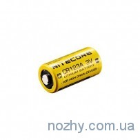 Батарея Nitecore CR123 1550 mAh