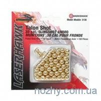 Шарики для рогатки Marksman .30 Caliber Steel Shot