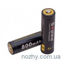 Аккумуляторная батарея Soshine LiPo 14500 3.7V 800mAh
