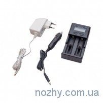 Зарядное устройство Soshine Universal для AA/AAA/18650/RCR123
