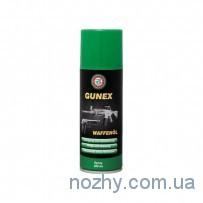 Масло оружейное Gunex 200 мл