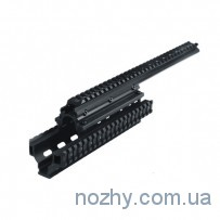 Обвес тактический UTG (Leapers) MNT-HGSG12 для Сайги-12