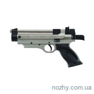 фото Пистолет пневматический Cometa Indian Nickel цена интернет магазин