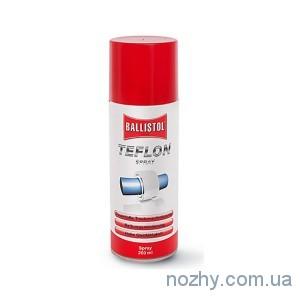 фото Смазка тефлоновая Ballistol TeflonSpray 200 мл цена интернет магазин