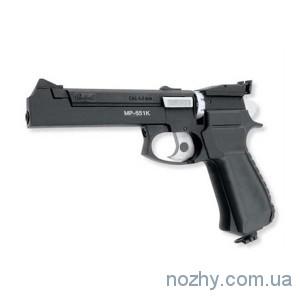 фото Пистолет пневматический Baikal МР-651К цена интернет магазин