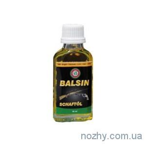 фото Масло для ухода за деревом Balsin 50 мл. Светло-коричневое цена интернет магазин