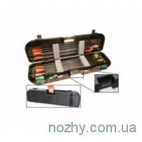 Кейс пластмассовый MTM Arrow Plus Case для 36 стрел и прочих комплектующих