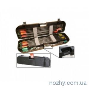 фото Кейс пластмассовый MTM Arrow Plus Case для 36 стрел и прочих комплектующих цена интернет магазин