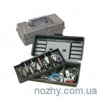 Коробка пластмассовая MTM Broadhead Tacle Box для 12 наконечников стрел и прочих комплектующих
