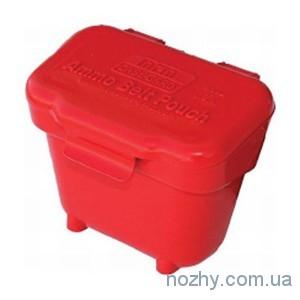 фото Подсумок пластмассовый MTM Ammo Belt Pouch для патронов кал. 22 LR; 22 WMR и 17 HMR цена интернет магазин
