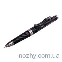 Ручка тактическая UZI TACPEN 8 Glassbreaker Gun Metal