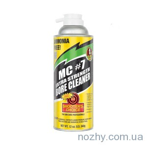 фото Средство для чистки стволов Shooters Choice MC#7 Extra Strength Bore Cleaner . Объем - 340 мл. цена интернет магазин
