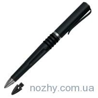 Ручка тактическая Fox MTD/2 , со сменным наконечником,черная
